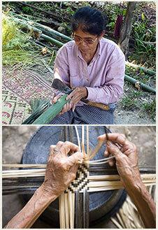 Découvrez les créations d'artisanat en bambou d'Asie du Sud-Est, pour votre décoration et table, fabriquées de façon authentique au Laos et au Vietnam.