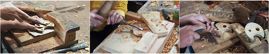 Découvrez les créations d'artisanat en bois d'Asie du Sud-Est, pour votre décoration et table, fabriquées de façon authentique par les artisans.