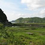 Vietnam image de rizières et montagnes. Images et textes proposés par Frangipanier, votre boutique mobile de créations d'artisanat d'Asie du Sud-Est.