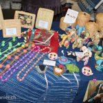 Stand Frangipanier, artisanat authentique et équitable des villages d'Asie du Sud-Est - photo 42