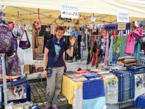 frangipanier artisanat commerce équitable stand marchés été 2017