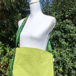Sac en coton batik aux motifs ethniques, cadeau équitable fait à la main par des artisanes en Thaïlande - 6