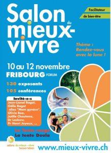 frangipanier artisanat équitable au Salon du Mieux-Vivre de Fribourg 2017