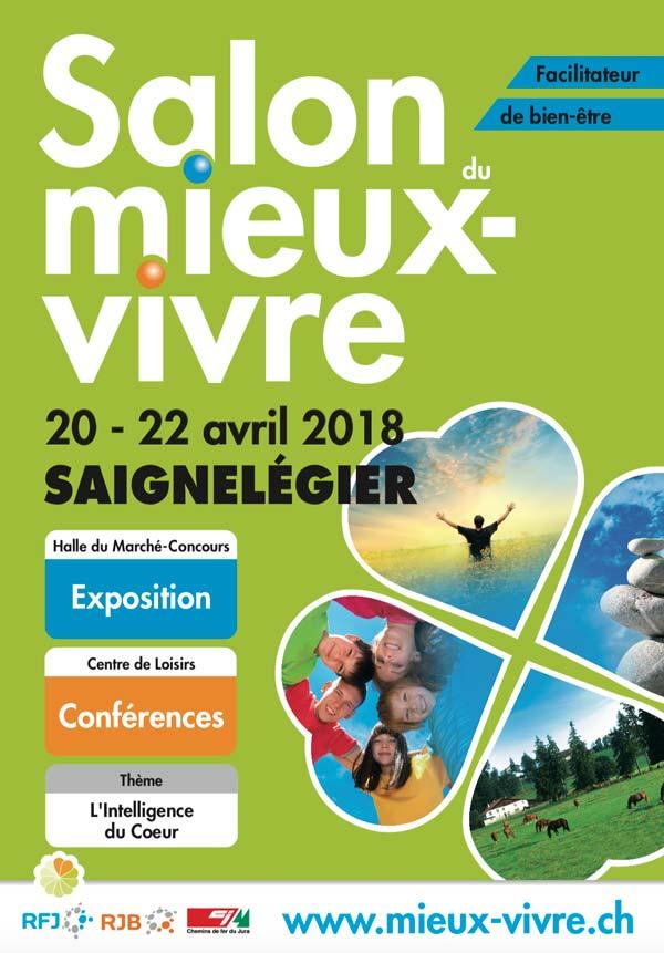 Frangipanier artisanat commerce équitable au Salon du Mieux-Vivre 2018 à Saignelégier