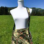 Sac en coton batik aux motifs ethniques, cadeau équitable confectionné à la main par des artisanes en Thaïlande - 14