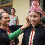 Ky Son Vietnam reportage costumes et traditions du tissage - commerce équitable 9