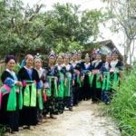Les traditions des White H'Mong au Vietnam - Frangipanier commerce équitable 10