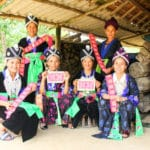 Les traditions des White H'Mong au Vietnam - Frangipanier commerce équitable 15