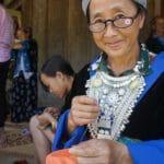 Les traditions des White H'Mong au Vietnam - Frangipanier commerce équitable 2
