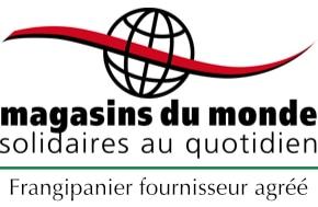 Frangipanier fournisseur agrée Magasins du Monde