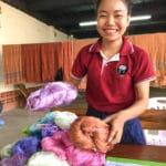 Voyage à la rencontre des artisans au Laos et au Cambode - Frangipanier artisanat équitable 36