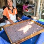 Voyage à la rencontre des artisans au Laos et au Cambode - Frangipanier artisanat équitable 17