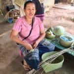 Voyage à la rencontre des artisans au Laos et au Cambode - Frangipanier artisanat équitable 35