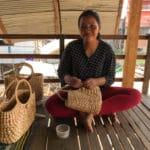 Voyage à la rencontre des artisans au Laos et au Cambode - Frangipanier artisanat équitable 5