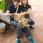 Voyage à la rencontre des artisans au Laos et au Cambode - Frangipanier artisanat équitable 33
