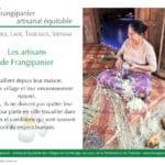 frangipanier artisanat commerce équitable album valeurs essentielles - p2
