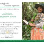 frangipanier artisanat commerce équitable album valeurs essentielles - p9