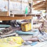 Frangipanier visite village du bambou au Laos - artisanat équitable et authentique - 11