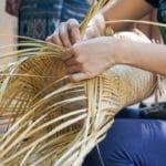 Frangipanier visite village du bambou au Laos - artisanat équitable et authentique - 18