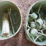 Frangipanier visite village du bambou au Laos - artisanat équitable et authentique - 24