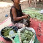 Frangipanier visite village du bambou au Laos - artisanat équitable et authentique - 7
