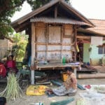 Frangipanier visite village du bambou au Laos - artisanat équitable et authentique - 9