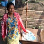 Frangipanier distribution de riz au Cambodge et au Laos pour les artisans des villages - 10