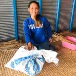 Frangipanier distribution de riz au Cambodge et au Laos pour les artisans des villages - 7