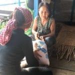 Frangipanier distribution de riz au Cambodge et au Laos pour les artisans des villages - 8