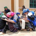 Frangipanier reportage sur la technique du batik chez les H'mong au Vietnam - 14