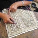 Frangipanier reportage sur la technique du batik chez les H'mong au Vietnam - 21