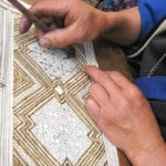 Frangipanier reportage sur la technique du batik chez les H'mong au Vietnam - 33
