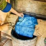 Frangipanier reportage sur la technique du batik chez les H'mong au Vietnam - 37