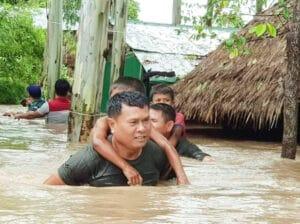 Frangipanier donation riz Laos suite aux inondations automne 2020-1