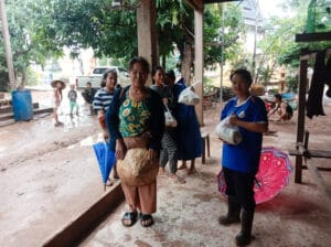 Frangipanier donation riz Laos suite aux inondations automne 2020-10