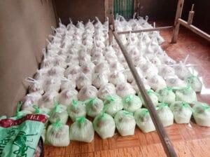 Frangipanier donation riz Laos suite aux inondations automne 2020-8